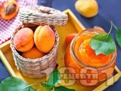 Лесно домашно печено сладко от кайсии на фурна (зимнина) - снимка на рецептата
